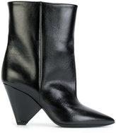 Saint Laurent Niki boots