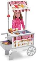 Melissa & Doug Wooden Snacks & Sweets Food Cart