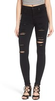 A Gold E Women's Agolde 'Sophie' High Rise Skinny Jeans