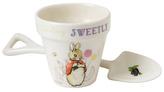 Beatrix Potter Flopsy Bunny Egg Cup & Spoon Set