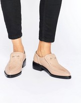 Sol Sana Nancy Bar Pony Leather Loafers