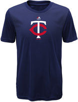 Majestic Kids' Minnesota Twins Geo Strike T-Shirt