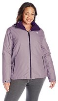 Champion Women's plus-size Women's Plus-size Technical Poly 3-in-1 Systems Jacket
