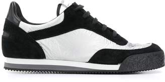 Comme des Garcons x Spalwart panelled sneakers