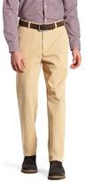 "Brooks Brothers Beige Clark Chino Dress Pant - 34-36"" Inseam"