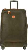 Bric's Life Trolley Suitcase - Olive - 74cm