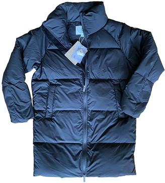 Pyrenex Black Synthetic Coats