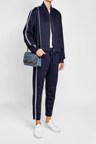 Markus Lupfer Embellished Track Top with Zip Front