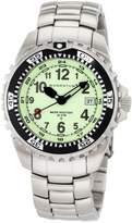Momentum Men's 1M-DV00L0 M1 Lime Steel Bracelet Watch