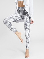 Athleta Tie Dye Salutation 7/8 Tight