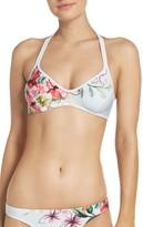 Robin Piccone Women's Camellia Underwire Bikini Top