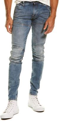 G Star 5620 3D Medium Aged Skinny Leg Jean