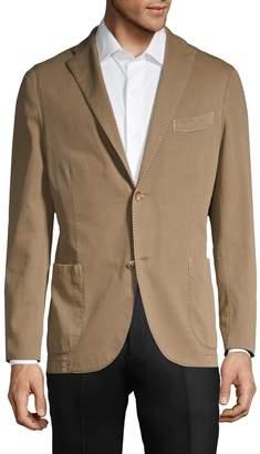 Boglioli Standard-Fit Stretch-Cotton Sportcoat