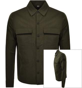 Boss Casual BOSS Casual WApple Jacket Green