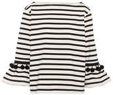 Marc Jacobs Striped cotton top