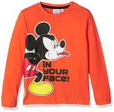Disney Boy's the Mickey Mouse T-Shirt