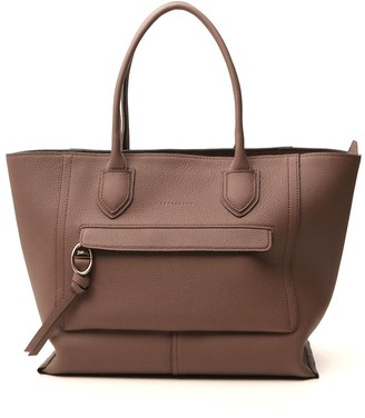 Longchamp Mailbox Large Top Handle Bag