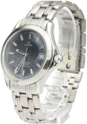 Omega Seamaster Blue Steel Watches