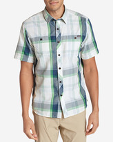 Eddie Bauer Men's Greenpoint Short-Sleeve Shirt