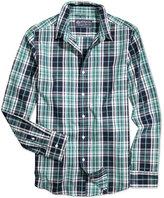 American Rag Men's Big & Tall Plaid Shirt, Only at Macy's