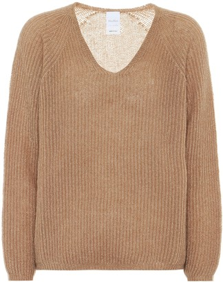 Max Mara Leisure Posato mohair-blend sweater