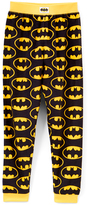 Komar Kids Black Batman Logo Pajama Pants - Boys