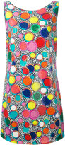 Just Cavalli dots print varnish dress - women - Polyester/Spandex/Elastane/Viscose - 40