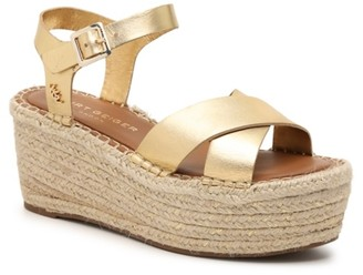 Kurt Geiger London   Luxury Arlo Espadrille Wedge Sandal