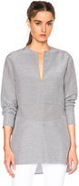 Jenni Kayne Collarless Bib Top