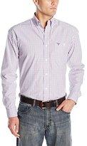 Wrangler Men's 20x Long Sleeve Button Woven Shirt