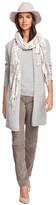 Brooks Brothers Cashmere Cable Long Cardigan