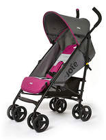 Joie Uk Nitro Stoller Charcoal Pink