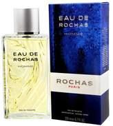 Rochas Eau De Homme Edt Spray 6.7 Oz