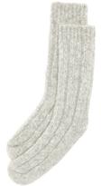 Acne Studios Annie Alpaca Socks