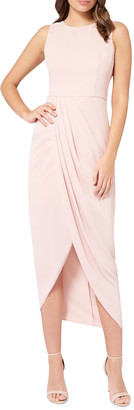 Ever New Lily Sleeveless Draped Maxi Dress