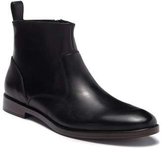 Giorgio Brutini Leather Zipper Boot