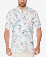 Cubavera Men's Linen Dobby Shirt