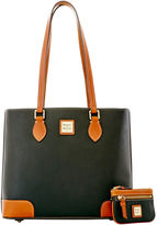Dooney & Bourke Pebble Grain Richmond with Coin Case