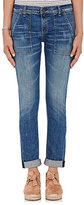 Rag & Bone Women's Carpenter Dre Jeans-BLUE