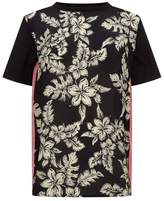 Moncler Tropical Flower Print T-Shirt