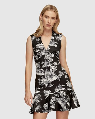 Lover Wild Cat Flip Dress