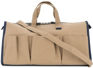 Cabas Multi-Pocket Tote Bag