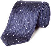 HUGO Textured Spot Tie