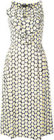 Love Moschino daisy print dress - women - Viscose - 40