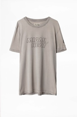 Zadig & Voltaire Ted Miami Studs T-Shirt
