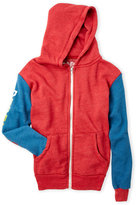 Rebel Yell Girls 7-16) Color Block Hoodie