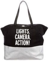 Kate Spade Lights Camera Action Tote