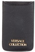 Versace Leather Phone Holder