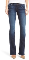 Hudson Women's Signature Petite Bootcut Jeans