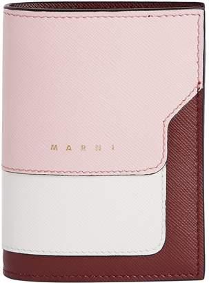Marni Leather Vanitosi Card Holder